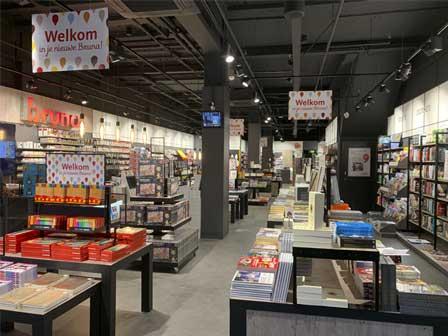 Een bruna franchise winkel overnemen bekijk de mogelijkheden for Bruna ommen